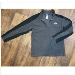 The North Face 1/4 Zip Fleece Pullover Shirt